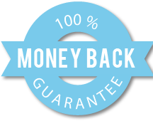 money back guarantee icon - Program special offer