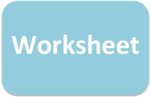 worksheet 300x196 - Session 1: Defining your dream career